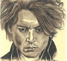 Johnny Depp - Ichabod Crane by tonito21