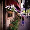 Downtown Stroll by Melodee Scofield