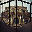 Paris - The Louvre by Kaitlin Kelly