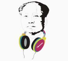 MAO LOVES MUSIC by madeofthoughts