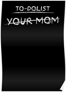 To-dolist your mom by mpaev