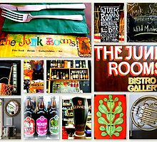 The Junk Rooms ~ Stirling by ©The Creative  Minds