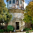 Water Tower at The Heights, Geelong by Christine Smith
