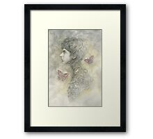 Accepting the Magnificence that is Eternity  Framed Print