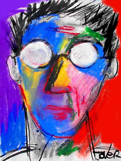 this is me (if i was made from crayons and stuff) by Loui  Jover