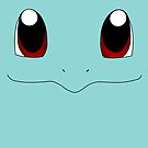 Squirtle (#007) by iamthevale