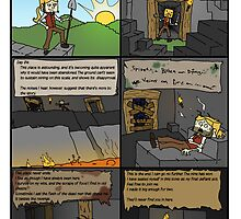 Doomed Adventures in Minecraft. by Longburns