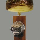 ❀◕‿◕❀ MY Antique Westinghouse OB Electric Watthour Meter Lamp ❀◕‿◕❀ by ╰⊰✿ℒᵒᶹᵉ Bonita✿⊱╮ Lalonde✿⊱╮