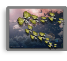 Pi in the Sky Canvas Print