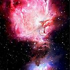 Great Orion Nebula by retropopsugar