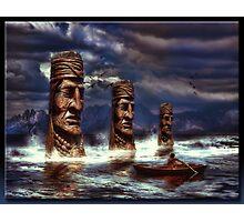 Apodaca Lake Photographic Print