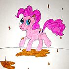 Chocolate Rain Pinkie Pie by OBGBrony