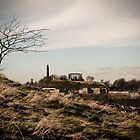 Calton Hill (Colour) by IonaSpence