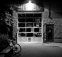 Bicycle Shop by Mark Jackson
