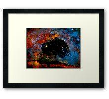 Moonglow... Framed Print