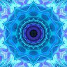 Blue on Blue by aprilann
