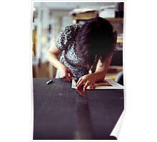 Designer Portrait Poster