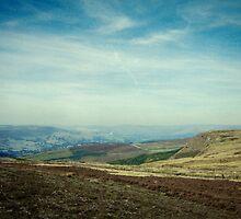 Yorkshire Hills by Ben Porter