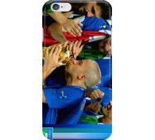 Italia - World Champion 2006 iPhone Case/Skin