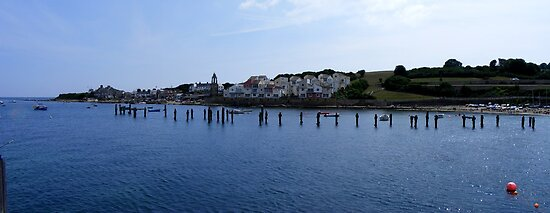 Swanage, Dorset, England by Mdgraphix