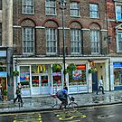 McDonalds by Dennis Granzow