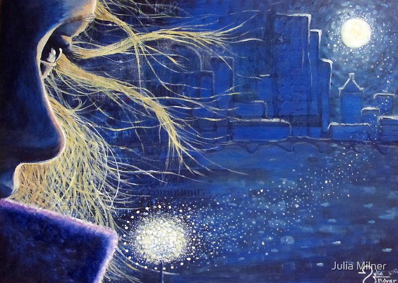 Melancholy by Julia Milner