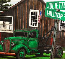 REO speedwagon in Juliette GA by bulldawgdude