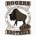 usa warriors buffalo by rogers bros by usanewyork