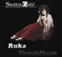 Steins;Gate Ruka T by Spectre721