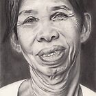 Vietnam, a portrait 2013 by Mitchell O&#x27;Mahoney