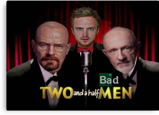 Two and a Half Bad Men by Paul Gitto