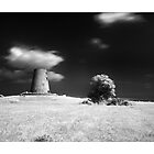 Cleadon Mill - Infrared by Wayman