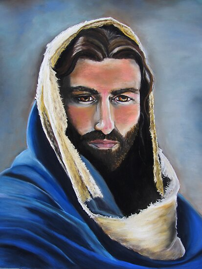 The Savior by Leslie Gustafson