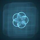 X-Ray Seedpod by PaulBradley