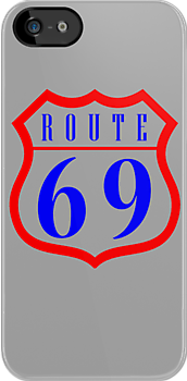 ROUTE 69 xxi by GraceMostrens