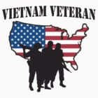 Vietnam Veteran T-Shirt by HolidayT-Shirts