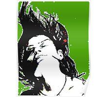 Green Ecstasy Poster