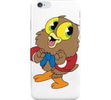 OWL JOLSON iPhone Case/Skin