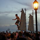 Mallory Square by Laurie Perry