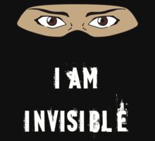 I am invisible by Vigilantees .