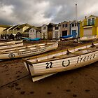 Boats at Teignmouth by Jay Lethbridge