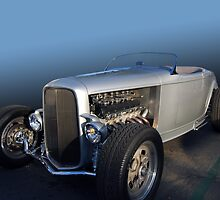 V12 Deuce Roadster by WildBillPho