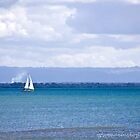 Sailing on the Sea by -aimslo-