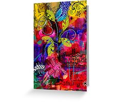 Imagined Bliss Greeting Card
