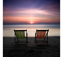Go vacation Photographic Print