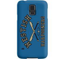 Westish Harpooners Samsung Galaxy Case/Skin