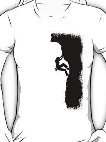 Free climbing T-Shirt