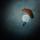 Skydiver&#x27;s Moon by Trish Mistric