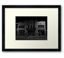 The Old Orpheum Theater Framed Print