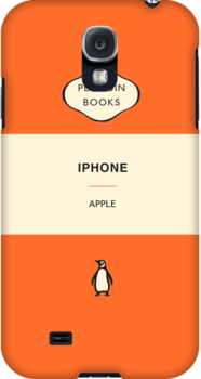 Iphone Penguin Classic by Simon Westlake